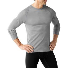 Smartwool Merino 150 Baselayer Pattern Ondergoed bovenlijf Heren grijs